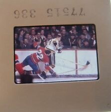 KEN HODGE BOSTON BRUINS JOHN FERGUSON Montreal Canadiens ORIGINAL SLIDE 1