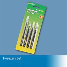 Trumpeter Master Tools 09957 Tweezers Set Assemble Model Building Tool(4 type)