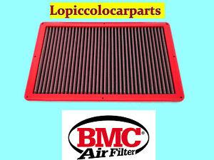 FILTRO ARIA BMC FB 802/01 MITSUBISHI PAJERO IV 3.2 DI-D HP 160 ANNO 07 >