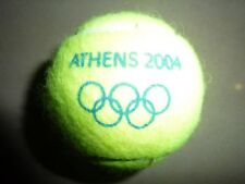Athens 2004 Tennis Ball - Brand New & Ultra Rare