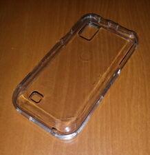 New Clear Rigid Plastic Samsung Galaxy S SCH-i500 Case  Super Fast Shipping