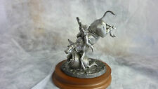 BULL RIDER  By D.POLLAND LIMITED EDIYION