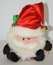 Vintage DAN DEE Santa Claus Singing Christmas Carols Songs Sings