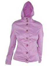 kelly & coat cappotto giubbotto leggero donna rosa taglia it 42 m medium