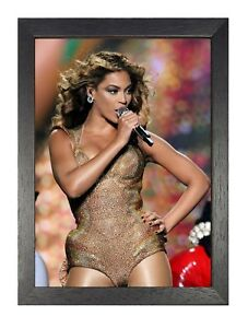 10 Beyonce Knowles Print American Actress RnB Pop Singer Photo Sexy Music Poster