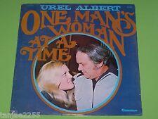 Urel Albert - One Man's Woman at a Time - 1974 Cinnamon Sealed NEW NEU  LP