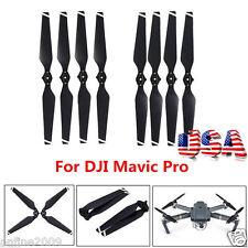 8PCS Carbon Fiber Composite Folding Propeller Props Blades for DJI Mavic Pro A