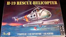 Revell Monogram H-19 Rescue Helicopter Plastic model kit 1/48