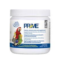 Hari Prime  Vogel Papagei Probiotika Vitamine Mineralien Ergänzungsfutter 320g