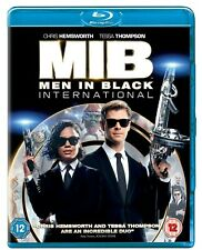 Blu-ray: Men in Black International (2019) Original Blu-ray Disc and Case Only
