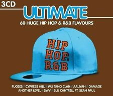 ULTIMATE Hip Hop & R & B Flavour  ( 60 Great Tracks )  Various Artists Mint