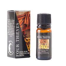 Mystic Moments | Four Thieves Essential Oil Blend - 10ml (EOB10FOURTHIE)