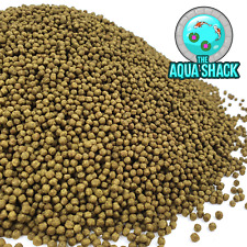 Mini Floating Pond Pellets - Premium Fish Food Koi Carp Goldfish Coldwater Bulk