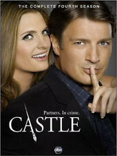 Castle: The Complete Fourth Season [5 Discs] DVD Region 1 WS
