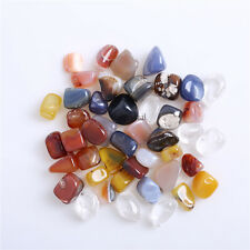Wholesale 200g Bulk Tumbled Stone Mixed Agate Quartz Crystal Healing Mineral