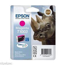 Magenta Epson B1100 T1003 B40W BX600 BX600FW BX610FW