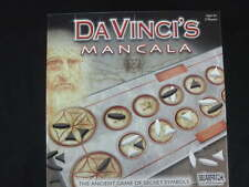 DaVinci's Mancala Game Secret Symbols Complete Briarpatch 8+ 2 players