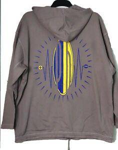 Chiemsee Sweat Shirt Pullover L Kapuzen Hoodie Windsurfing Relaxed sehr gut P31