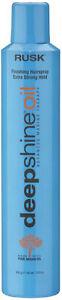 Rusk Deep shine oil Hair Spray 10 oz