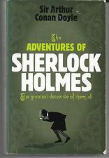 Adventures of Sherlock Holmes by Arthur Conan Doyle 2006 Copper Beeches etc £1