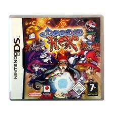 Nintendo DS Region Doodle Hex