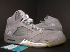 2011 Nike Air Jordan V 5 Retro GRAPHITE WHITE WOLF COOL GREY BLACK SILVER 10