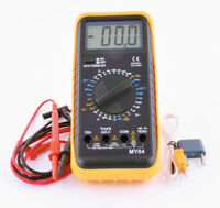 Multimetre Numérique MY64 Handmultimeter Dcv / Acv / Dca / Aca / Ohm / Cap / Hz
