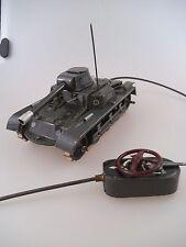 Gescha Panzer 65-6 mit Fernlenkung und verstärktem Uhrwerk von 1956 (920)