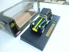 ANSON (LOTUS )CATERHAM SUPER 7 - 1/18 BRITISCH RACING GREEN M BOX