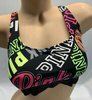 NWT victoria's Secret PINK. Ultimate Sports Bra With Removable Padding Size M