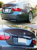 FRP UNPAINTED PRIMED BMW 3-SERIES E90 Pre LCI SEDAN CSL TYPE TRUNK SPOILER WING