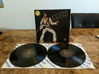 Elvis Presley DOUBLE DYNAMITE  Camden DL2-5001 record lp stereo