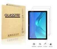 2 Pack Tempered Glass Screen Protector for Huawei MediaPad M5 Pro / M5 10.8 2018
