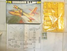 Italeri Canadair CL-415 Löschflugzeug Aircraft 1:72 Bausatz Model Kit Art 1362