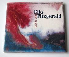ELLA FITZGERALD . LADY BE GOOD . DIGIPACK CD