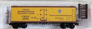 Micro Train N-Scale #047-00-320 40' wood reefer; ERIE