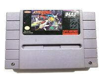 Hyper Zone Hyperzone - SNES Super Nintendo Game - Tested - Working - Authentic!
