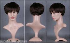 "21.5 "" Mannequin Head Wig Hat Jewelry Display model Sunglasses earrings for men"