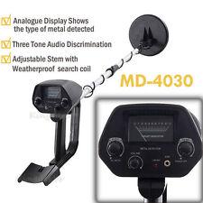 MD-4030 Metal Detector w/WaterProof Deep Sensitive Search Gold Digger Hunter