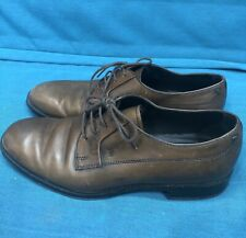 TOD'S WOMENS SHOES BROWN DRESS LEATHER SIZE 38.5 MADE IN ITALY US 8