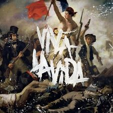 Coldplay - Viva La Vida Or Death And All His Friends ( CD - Album )