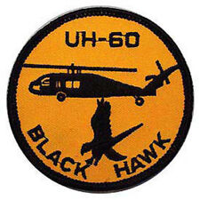 UH-60 BLACK HAWK US ARMY AVIATION EMBROIDERED  PATCH