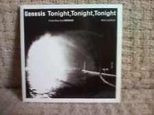 GENESIS TONIGHT, TONIGHT, TONIGHT VIRGIN DRAW412 RARE SECOND VERSION CD RELEASE!