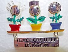 Grow Epoxy Colors Danecraft Silver Plated Teachers Help Us
