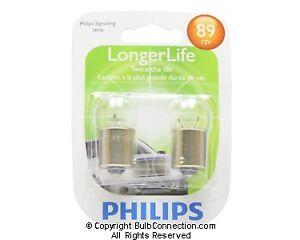 NEW Philips BC9581 89 Automotive 2-Pack 89LLB2 Bulb