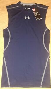 Under armour small adults compression vest.