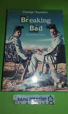 BREAKING BAD SAISON 1 2 3 4 COMPLETE EDITION INEGRALE VO VOSTFR IMPORT UK 18 DVD