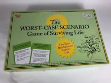 2006 The Worst Case Scenario Game of Surviving Life Board Game by University