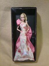 "Barbie Collector ""Rose Splendor"" Pink Label NIB"