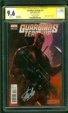 Guardians of Galaxy 10 CGC SS 9.6 Stan Lee Deadpool Gamestop Team up Variant 15